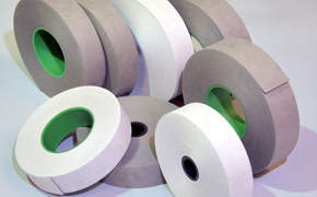 A range of textiles are used for TWI LMR tapes